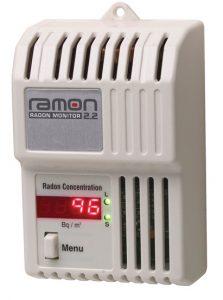 Radon Monitor RAMON 2.2